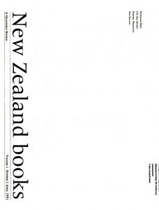 Issue 1 Autumn 1991